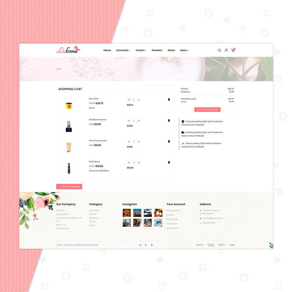 theme - Health & Beauty - Lekme Cosmetic Mega Mall - 5