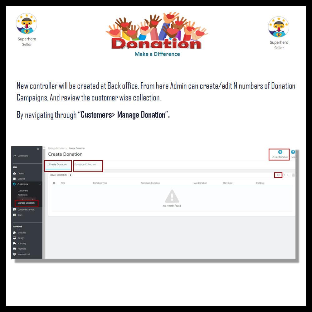 module - Andere betaalmethodes - Donation - 2