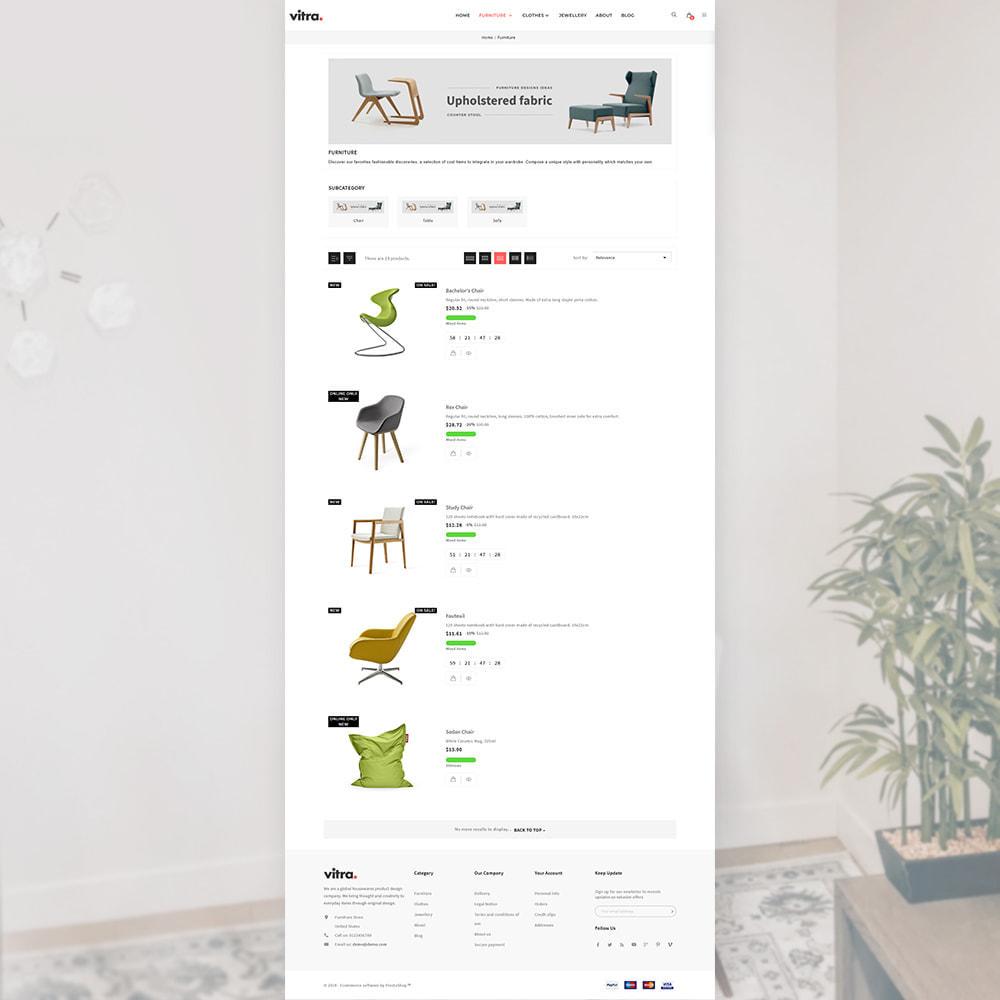 theme - Maison & Jardin - Vitra The Morden Furniture Store - 3