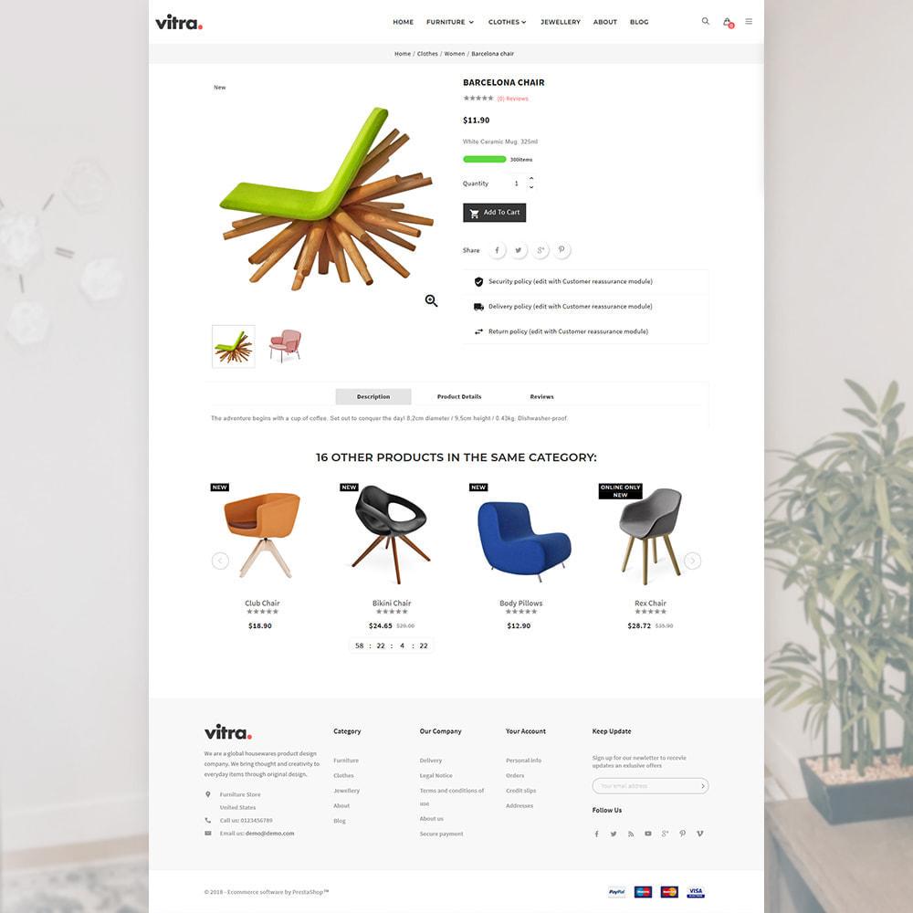 theme - Maison & Jardin - Vitra The Morden Furniture Store - 4