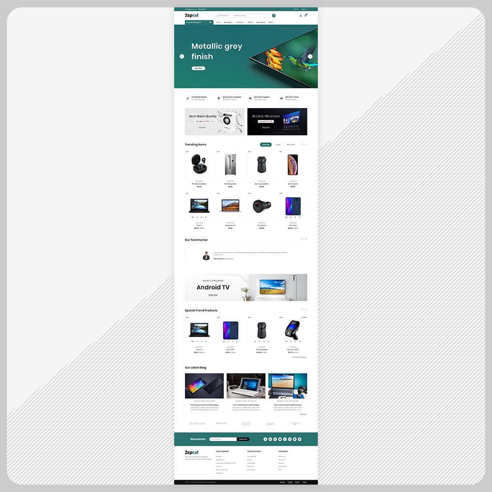 theme - Electronique & High Tech - Zepcel - Electronic Big Shop - 2