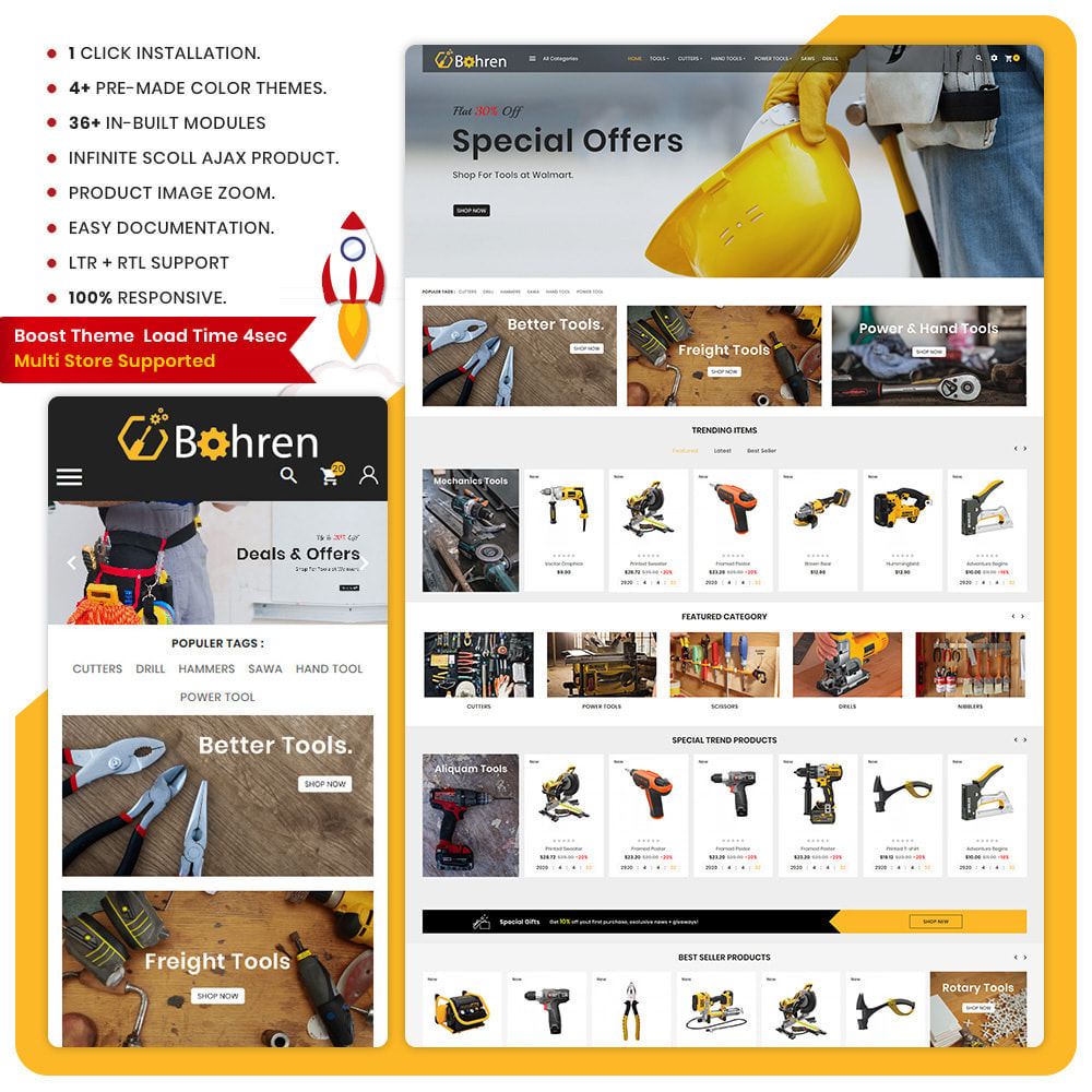 theme - Auto & Moto - Bohren – The Tools Mega Shop - 1