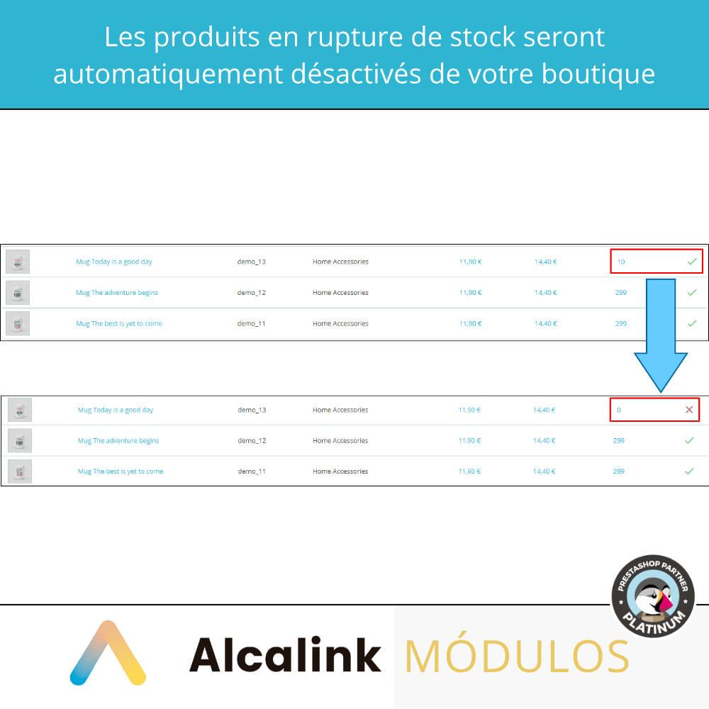 module - Gestion des Stocks & des Fournisseurs - Activer/désactiver les produits sans stock ou image - 3