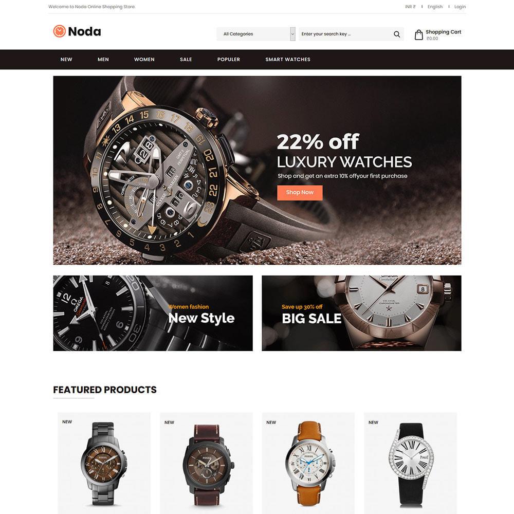 theme - Jewelry & Accessories - Noda Watch Accessories  - Fashion Store - 1