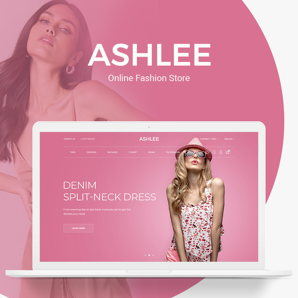 theme - Moda & Obuwie - Ashlee Fashion Store - 1