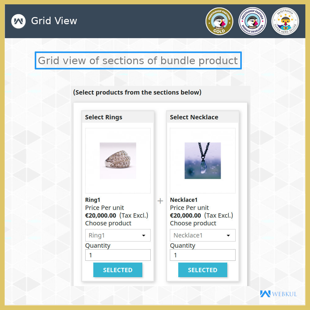 module - Cross-selling & Product Bundle - Bundle Product | Pack Products - 9