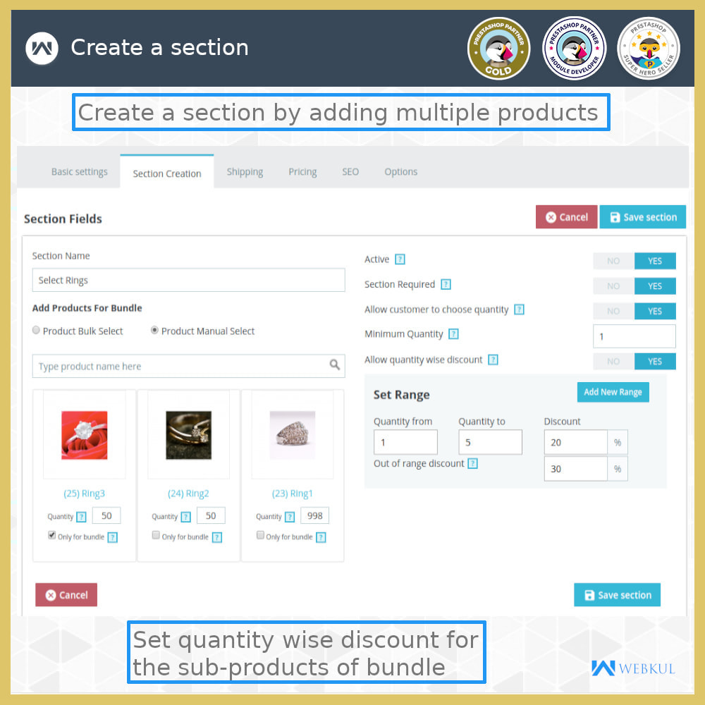 module - Cross-selling & Product Bundle - Bundle Product | Pack Products - 11