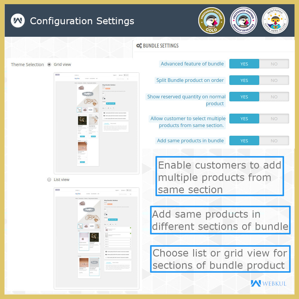 module - Cross-selling & Product Bundle - Bundle Product | Pack Products - 18