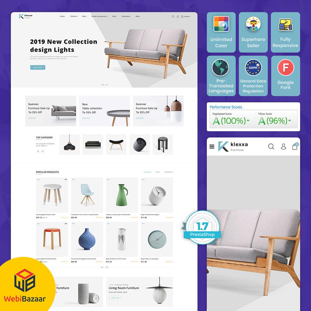 theme - Home & Garden - Klexxa - The Best Furniture Store - 1