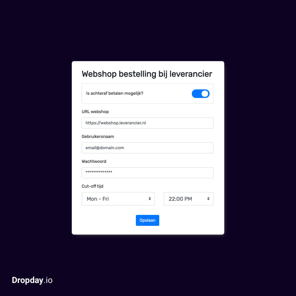 module - Dropshipping - Dropday Dropshipping Automation - 5
