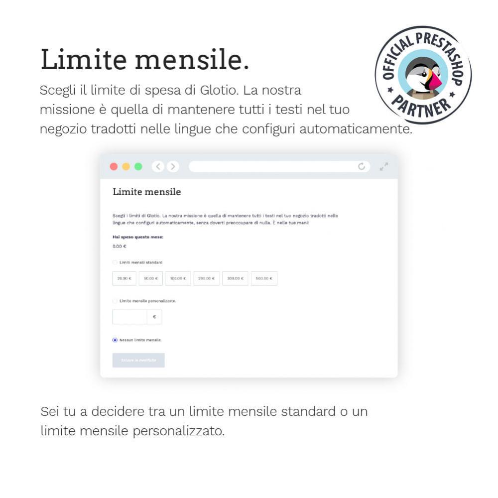 module - Lingue & Traduzioni - Glotio - Traduci il tuo PrestaShop in oltre 50 lingue - 13