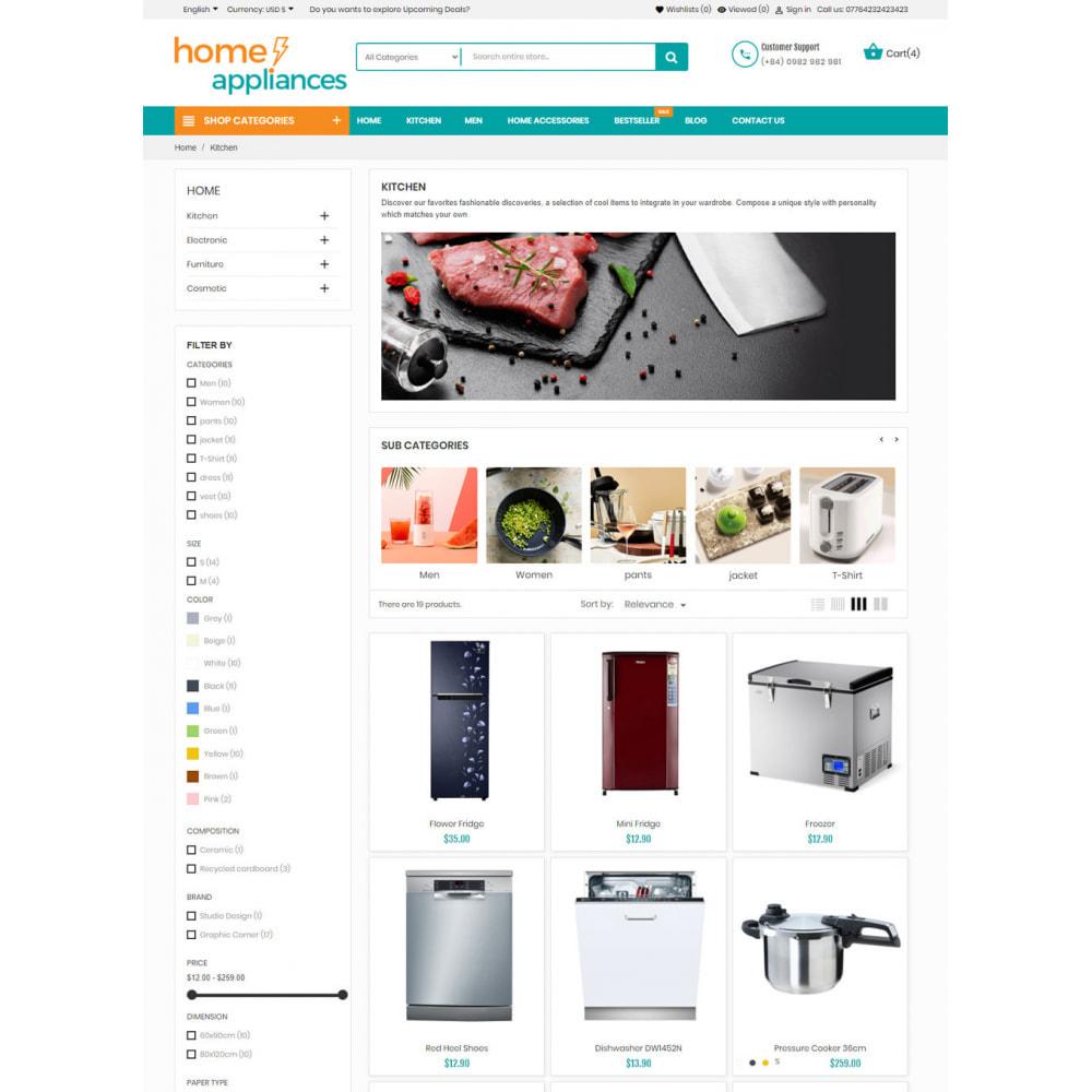 theme - Home & Garden - Home Appliances - 4