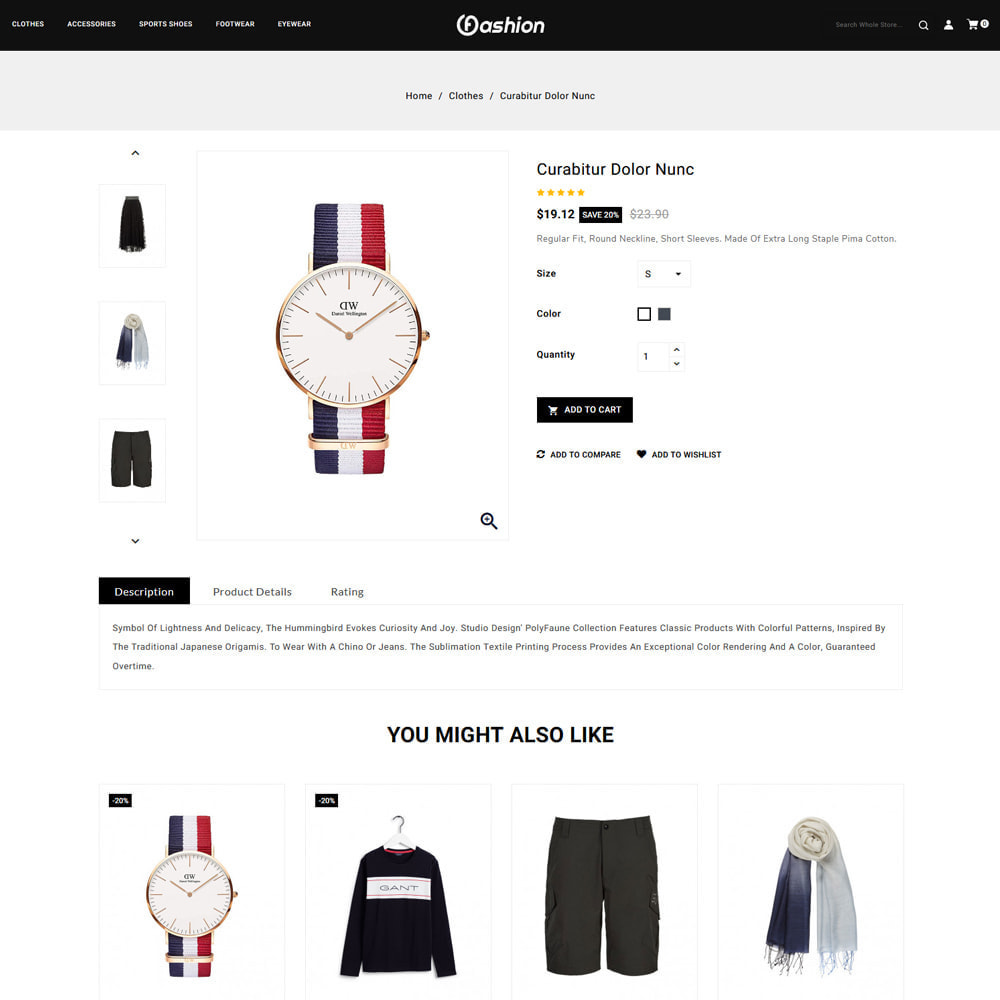 theme - Mode & Chaussures - Fashion Store - 4