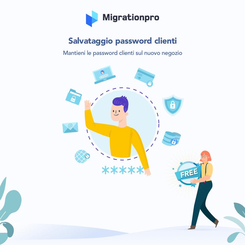 module - Data Migration & Backup - Strumento di migrazione da WooCommerce a PrestaShop - 4