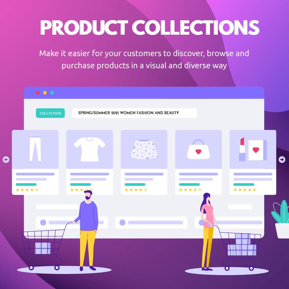 module - Visual dos produtos - Product Collections - 1