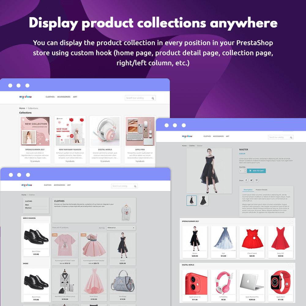 module - Visual dos produtos - Product Collections - 4