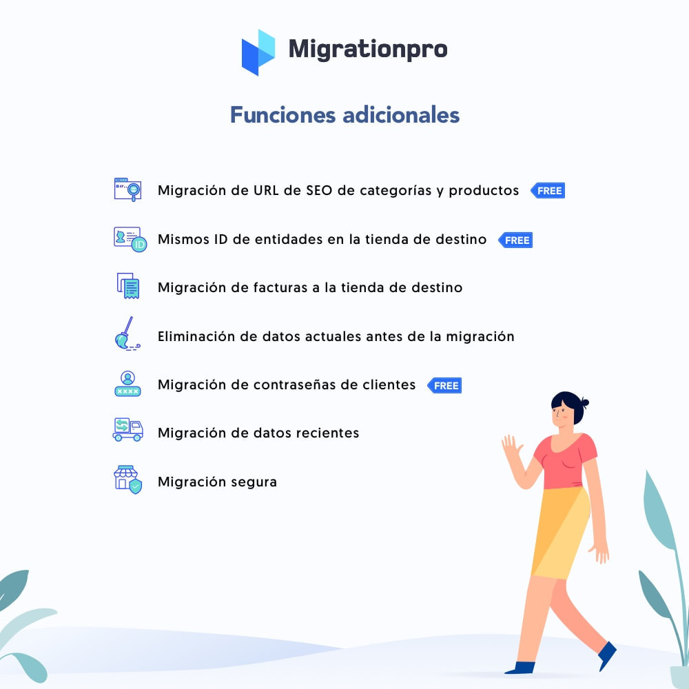 module - Migración y Copias de seguridad - Herramienta de migración de Magento a PrestaShop - 5