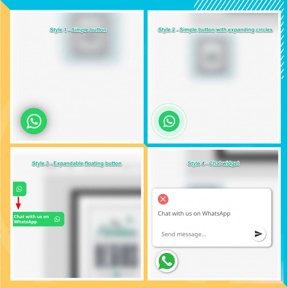 module - Supporto & Chat online - WhatsApp Integration PRO - Ordine, chat, agenti - 15