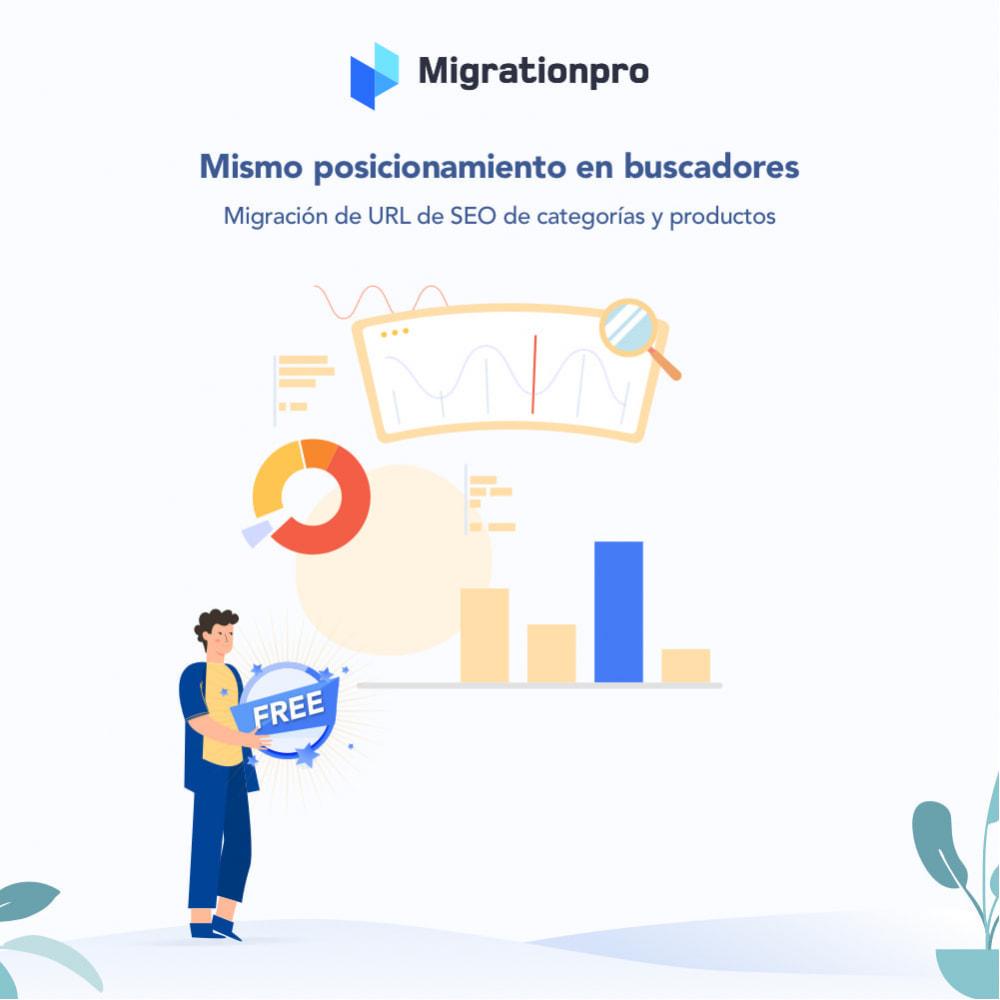 module - Migración y Copias de seguridad - Herramienta de migración de VirtueMart a PrestaShop - 3
