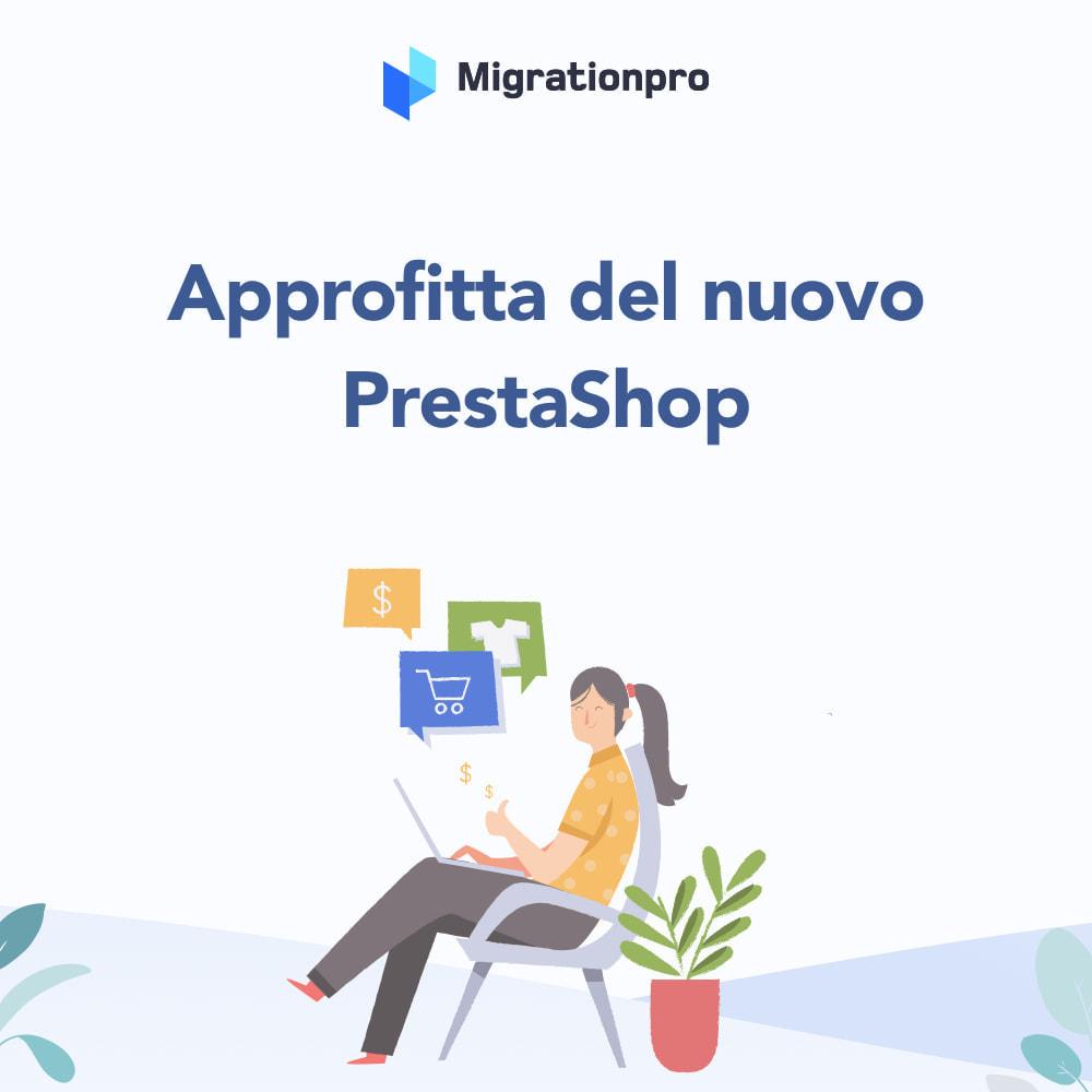 module - Data Migration & Backup - Strumento di migrazione da VirtueMart a PrestaShop - 9