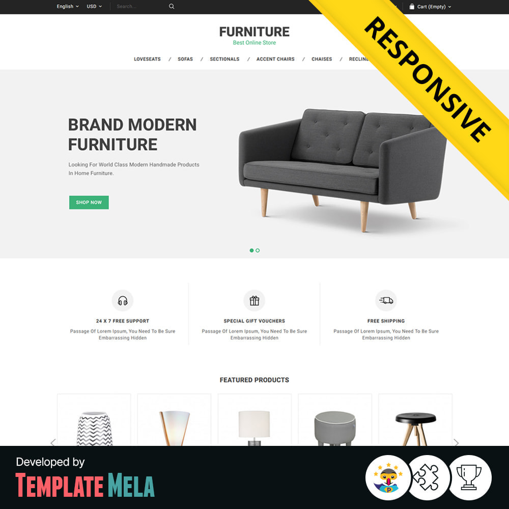 theme - Heim & Garten - Furniture Online Store - 1