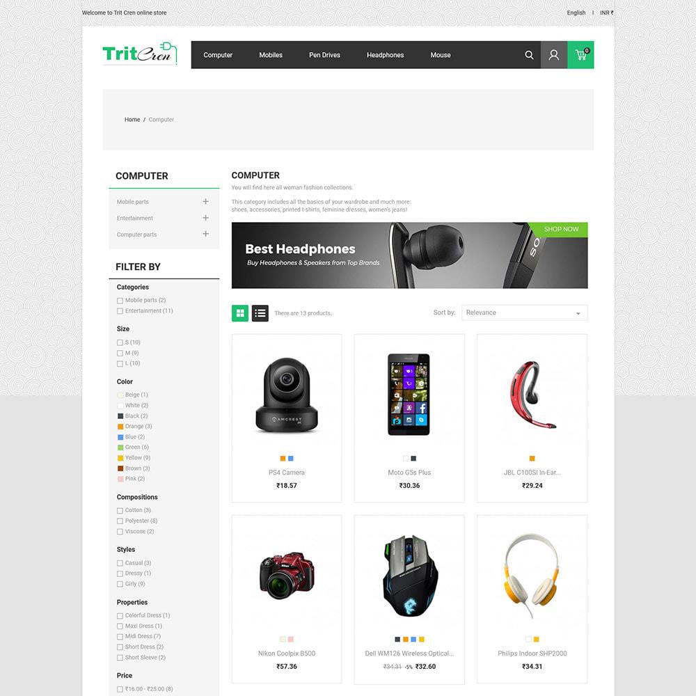 theme - Electronique & High Tech - Electronique portable - Magasin mobile numérique - 4