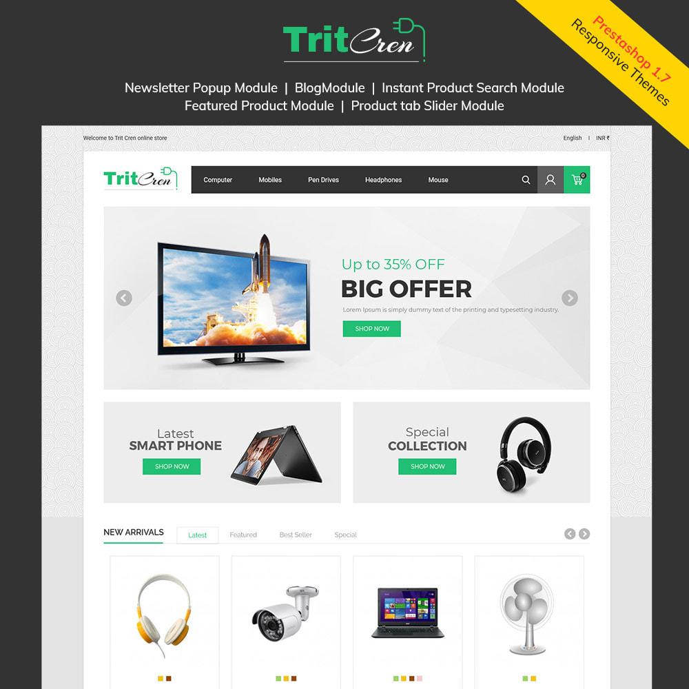 theme - Elektronik & High Tech - Laptop-Computerelektronik - Digital Mobile Store - 2