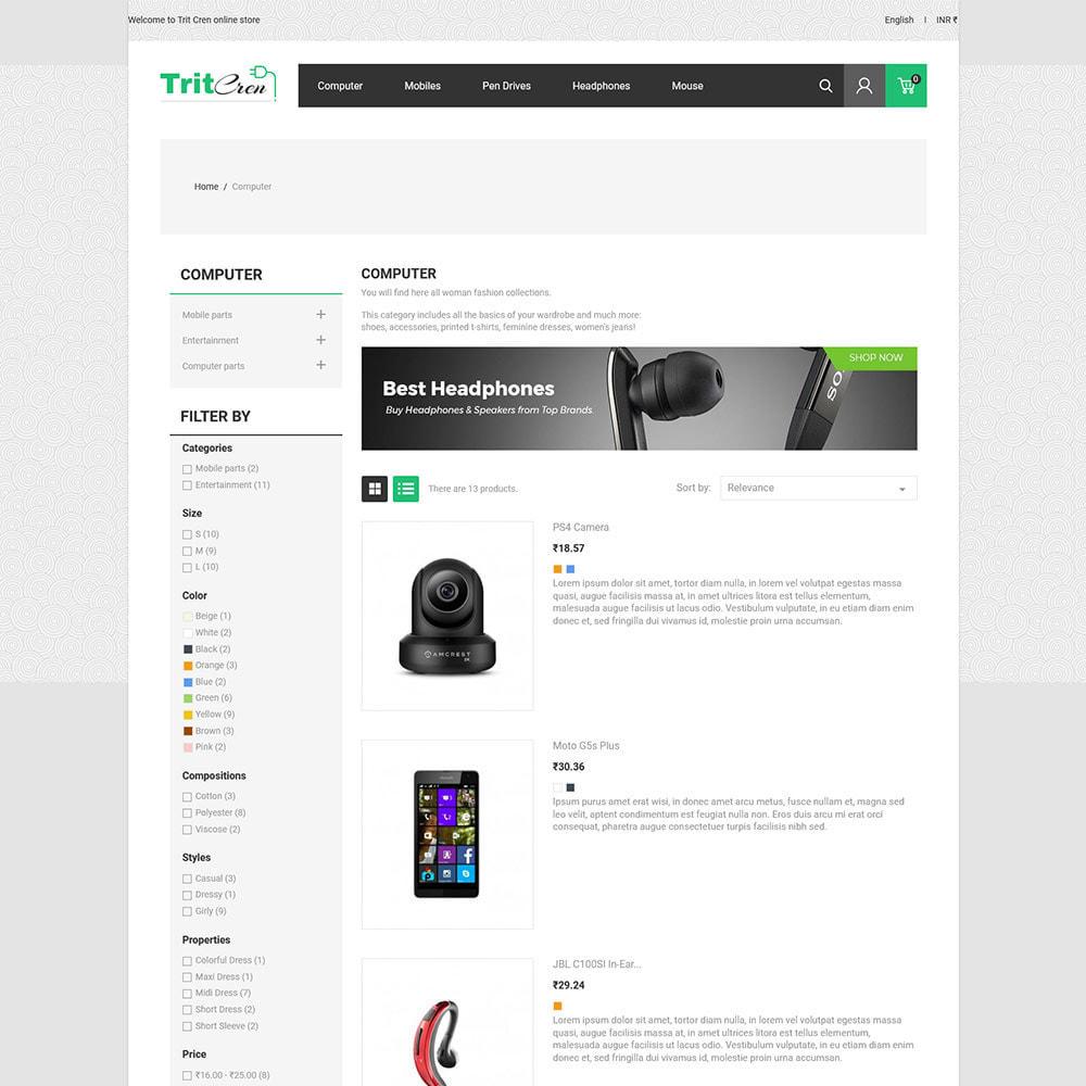 theme - Elettronica & High Tech - Elettronica per computer portatili - Negozio telefonia - 5
