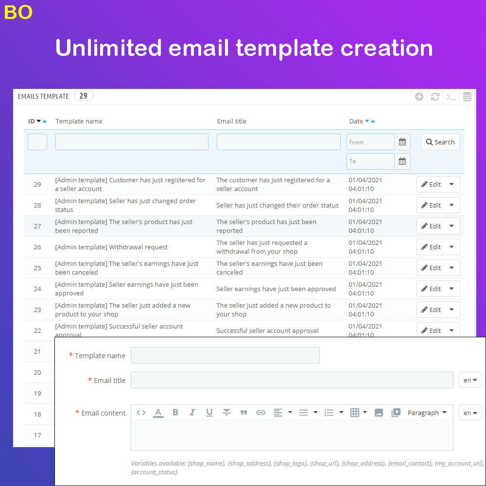module - Marketplace Creation - Simple Multi Vendor Ecommerce Marketplace - 12