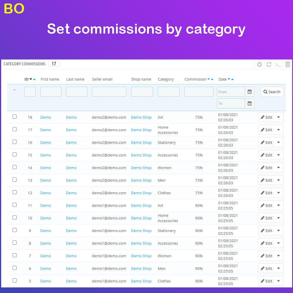 module - Marketplace Creation - Simple Multi Vendor Ecommerce Marketplace - 14