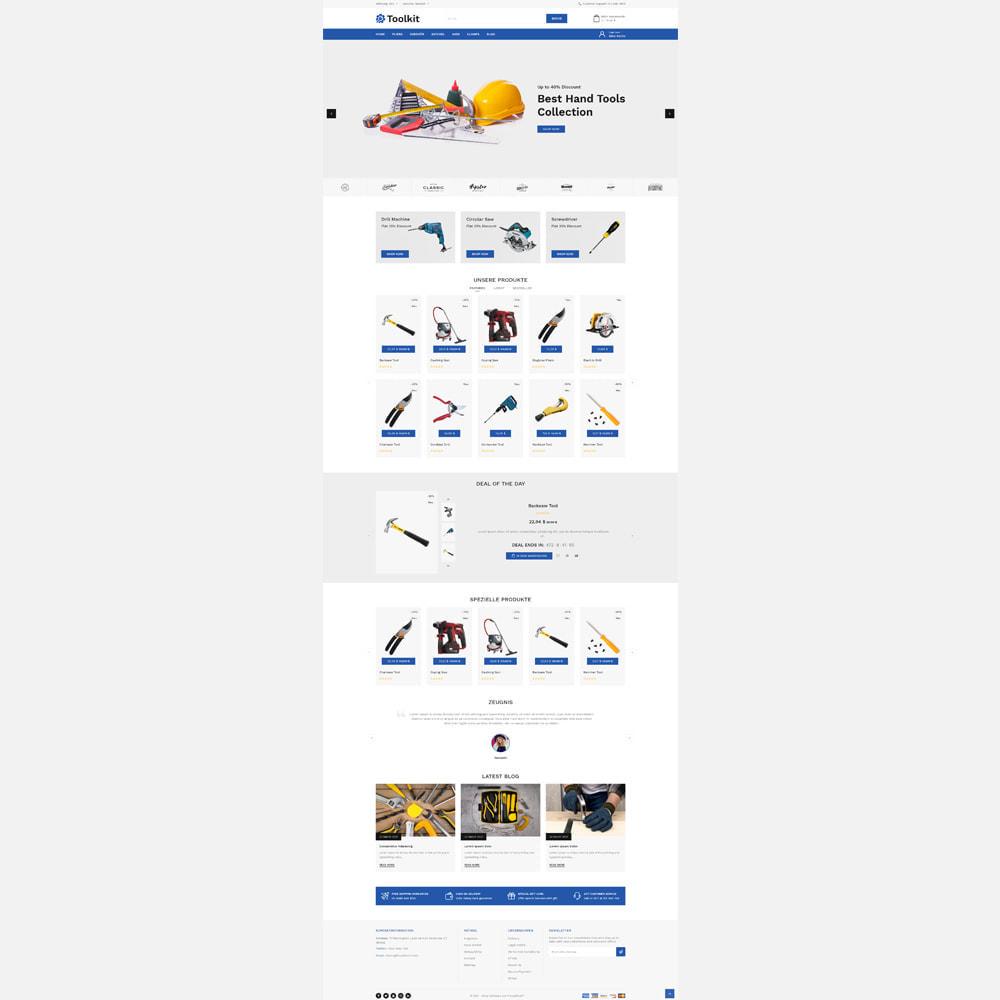 theme - Autos & Motorräder - Toolkit Geschäft - 2