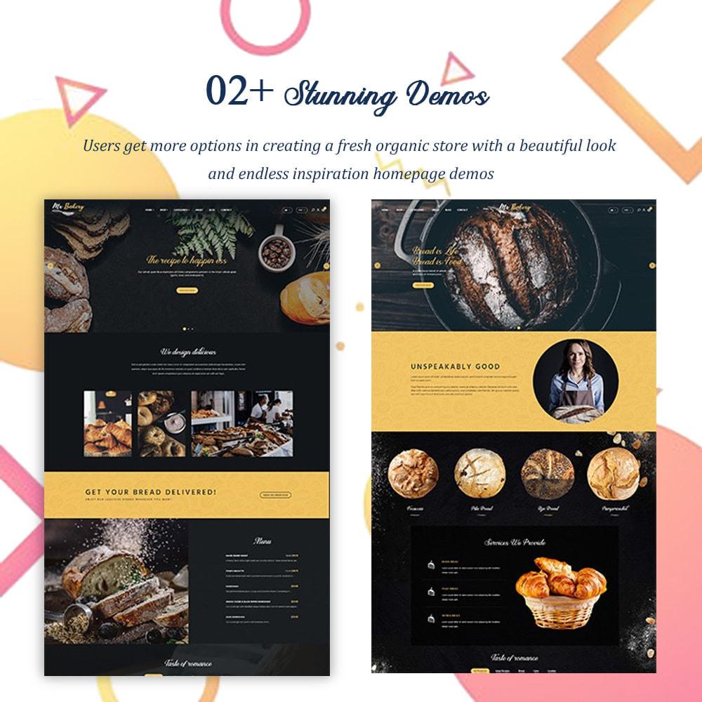 theme - Cibo & Ristorazione - Bakeyri - Bread & Food Restaurant Store - 6