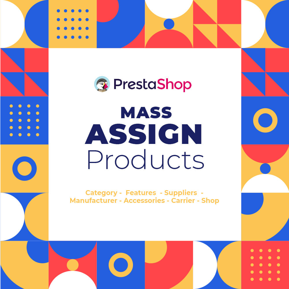 module - Altre informazioni & Product Tab - Mass Assign Products - 1
