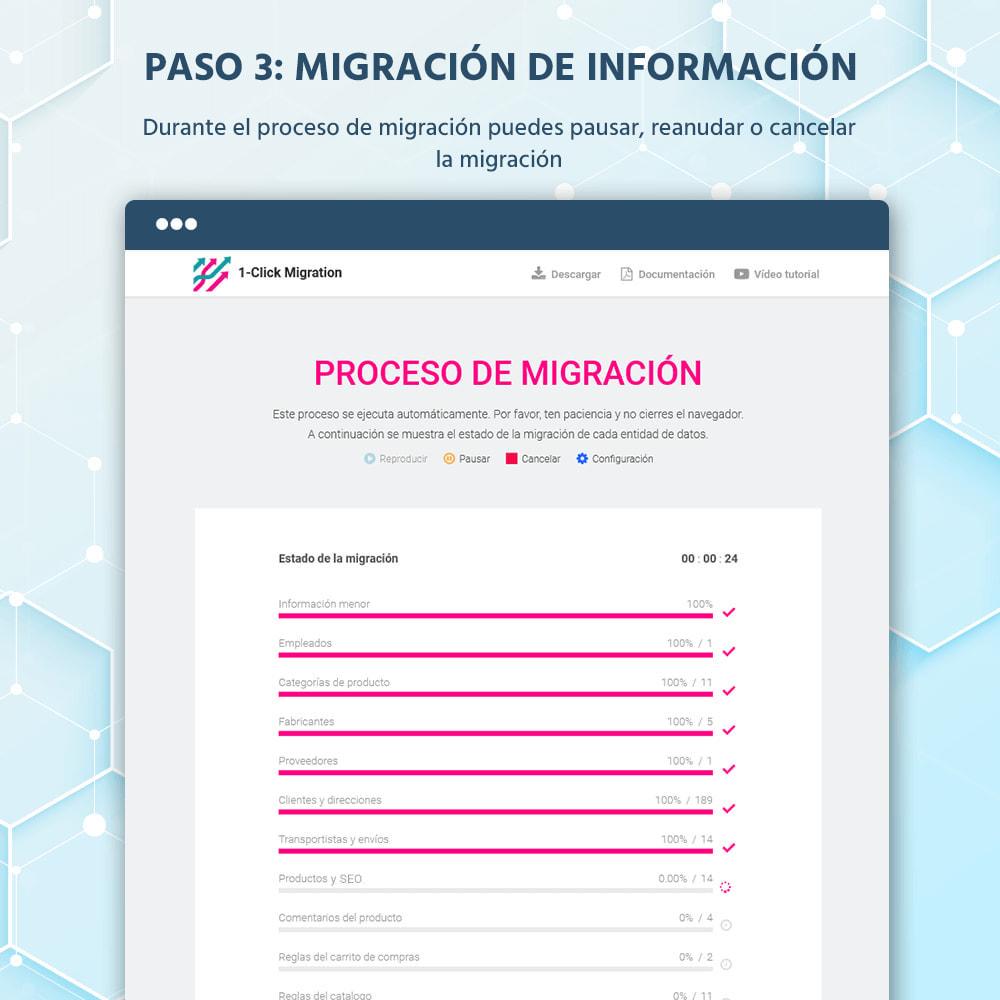 module - Migración y Copias de seguridad - 1 CLIC para Migrar o Actualizar - 10