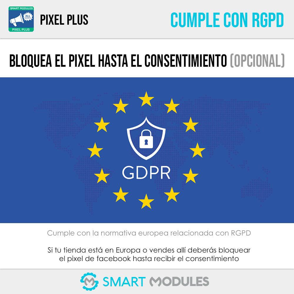 module - Informes y Estadísticas - Pixel Plus: Eventos + API de Conversiones + Catálogo - 5