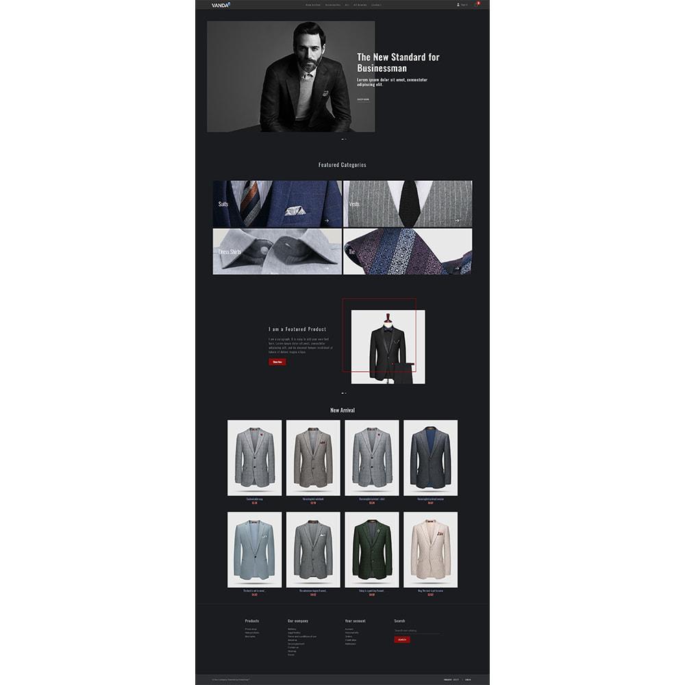 theme - Fashion & Shoes - Vanda Suit Shop - 3