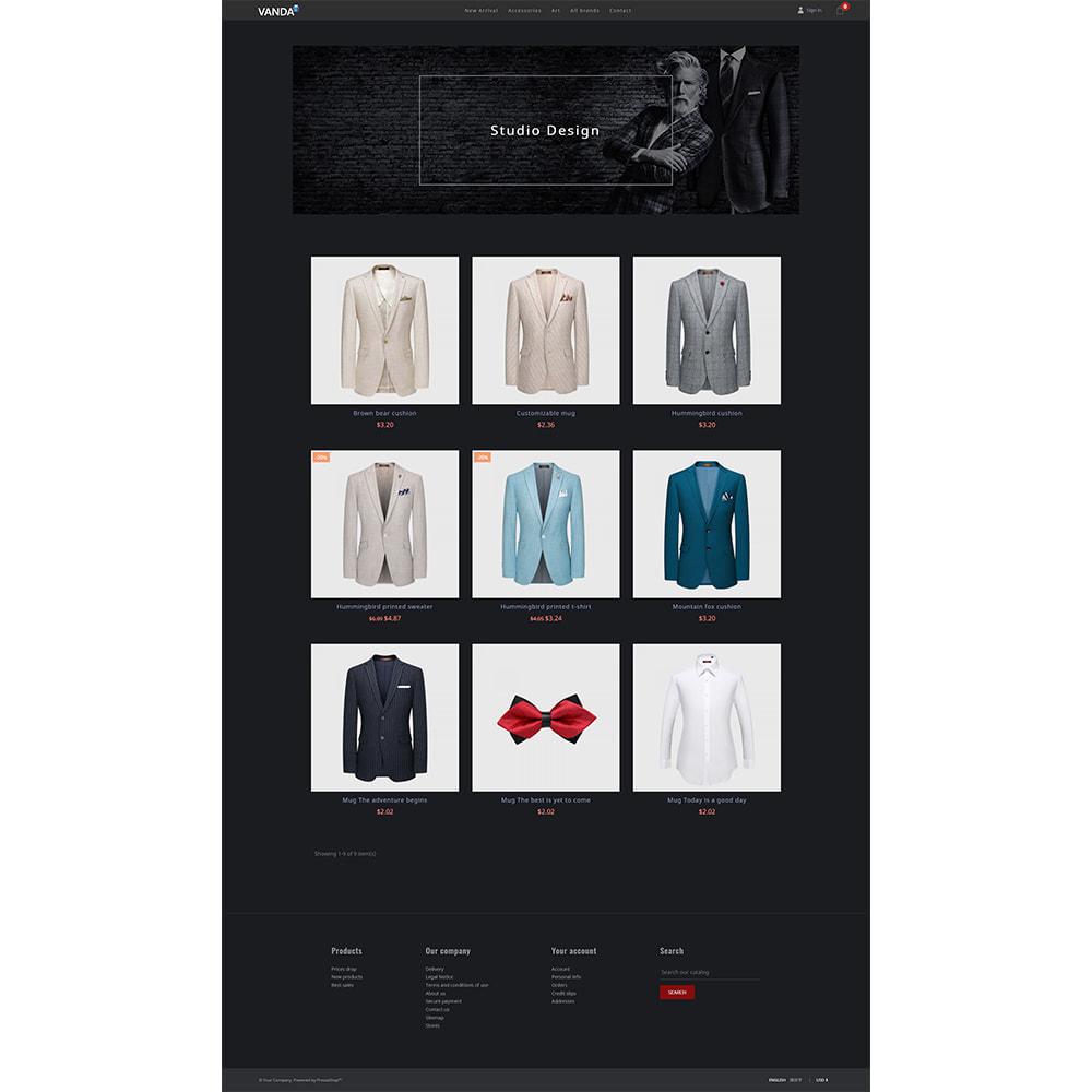 theme - Fashion & Shoes - Vanda Suit Shop - 5