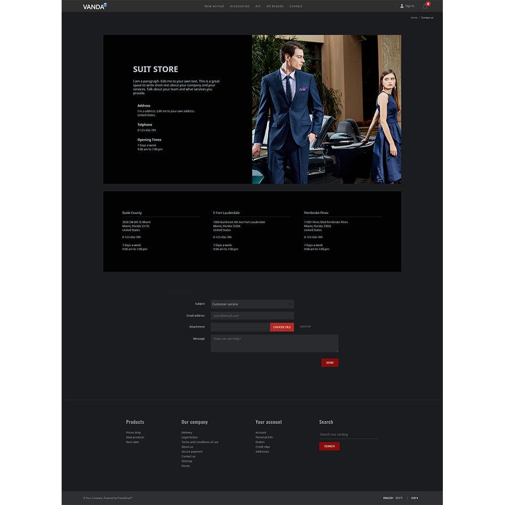 theme - Fashion & Shoes - Vanda Suit Shop - 8