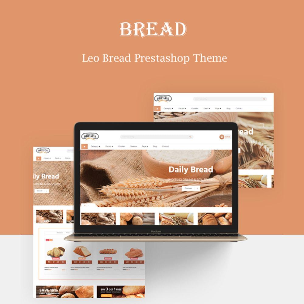 theme - Cibo & Ristorazione - Ap Bread - 1