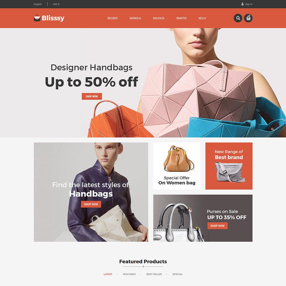 theme - Mode & Chaussures - Blissy Bag - Magasin d'accessoires pour sacs à main - 3