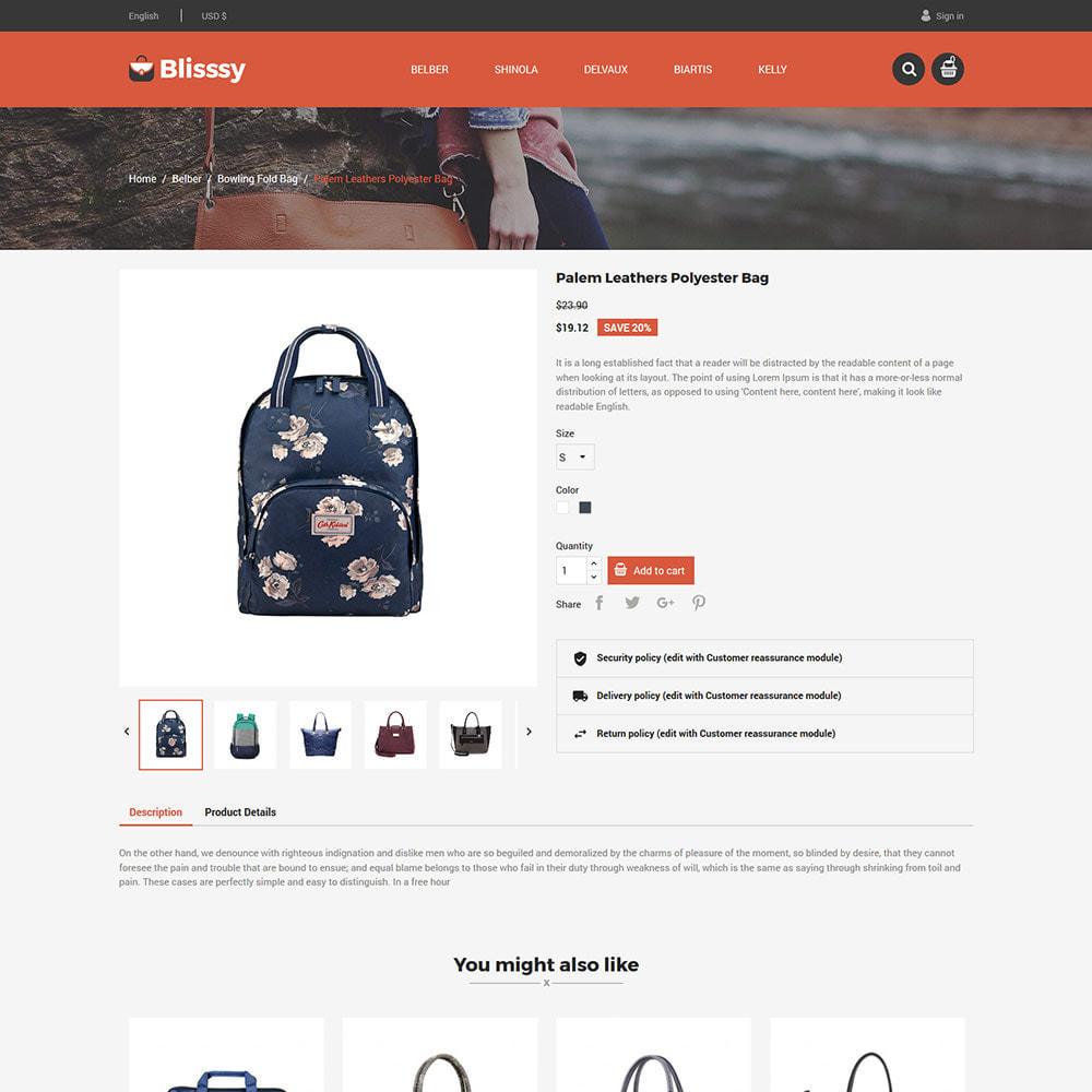 theme - Mode & Chaussures - Blissy Bag - Magasin d'accessoires pour sacs à main - 6