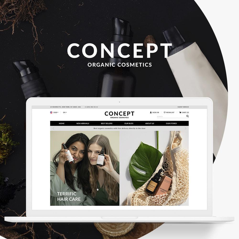 theme - Здоровье и красота - Concept - 1