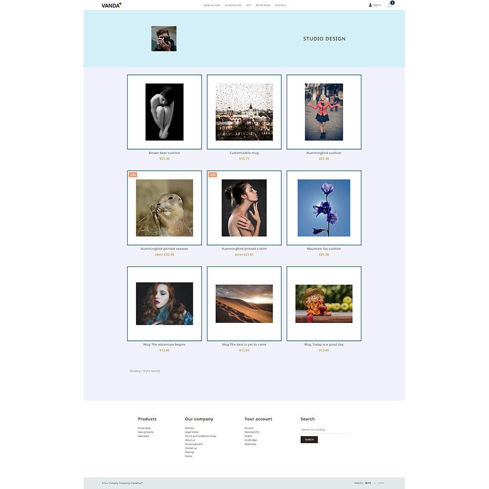 theme - Kunst & Kultur - Vanda Art Shop - 3