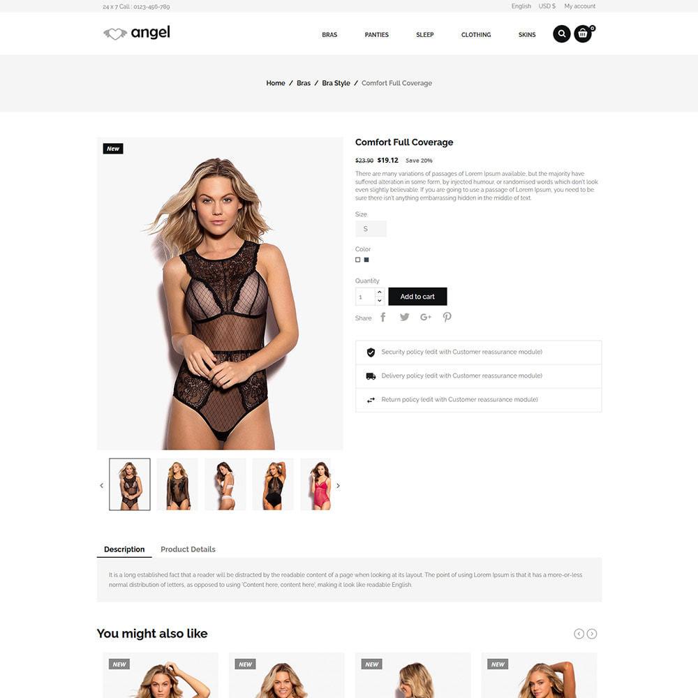 theme - Lingerie & Erwachsene - Dessous Erwachsene - Bikini Sex Attraction Store - 6
