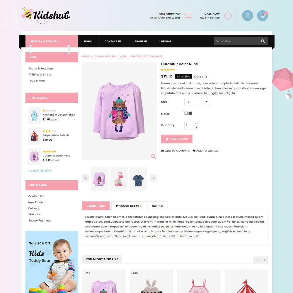 theme - Enfants & Jouets - Kidshut Kids & Toys Store - 4