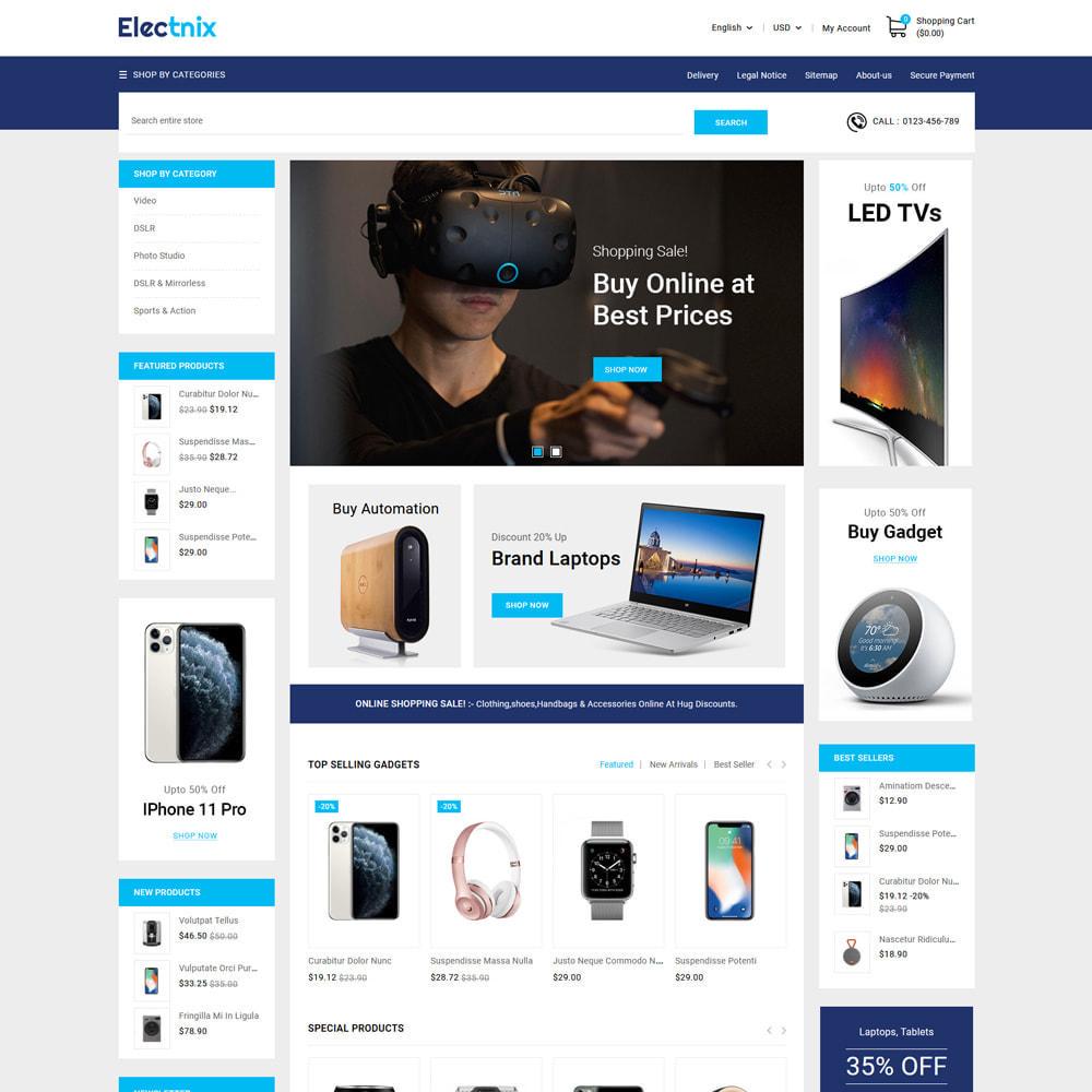 theme - Electronics & Computers - Electnix Electronics Store - 2