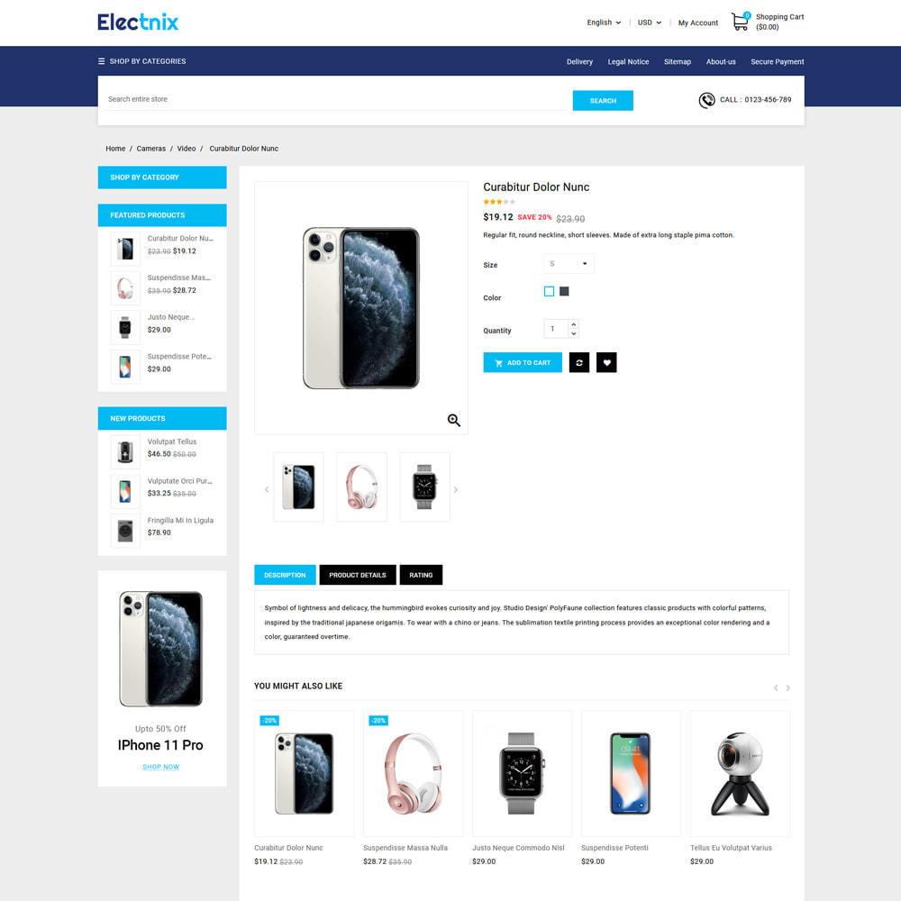 theme - Electronics & Computers - Electnix Electronics Store - 4