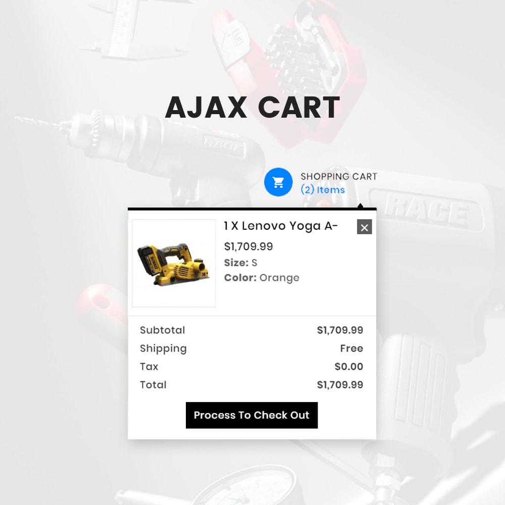 theme - Autos & Motorräder - Toolon Mega Tools Super Store - 7
