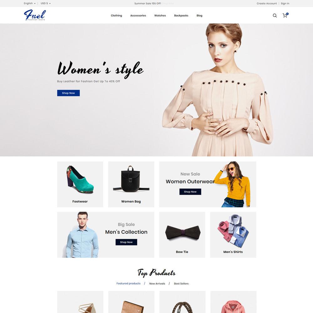 theme - Mode & Schuhe - Fuel - Fashion Shop - 1