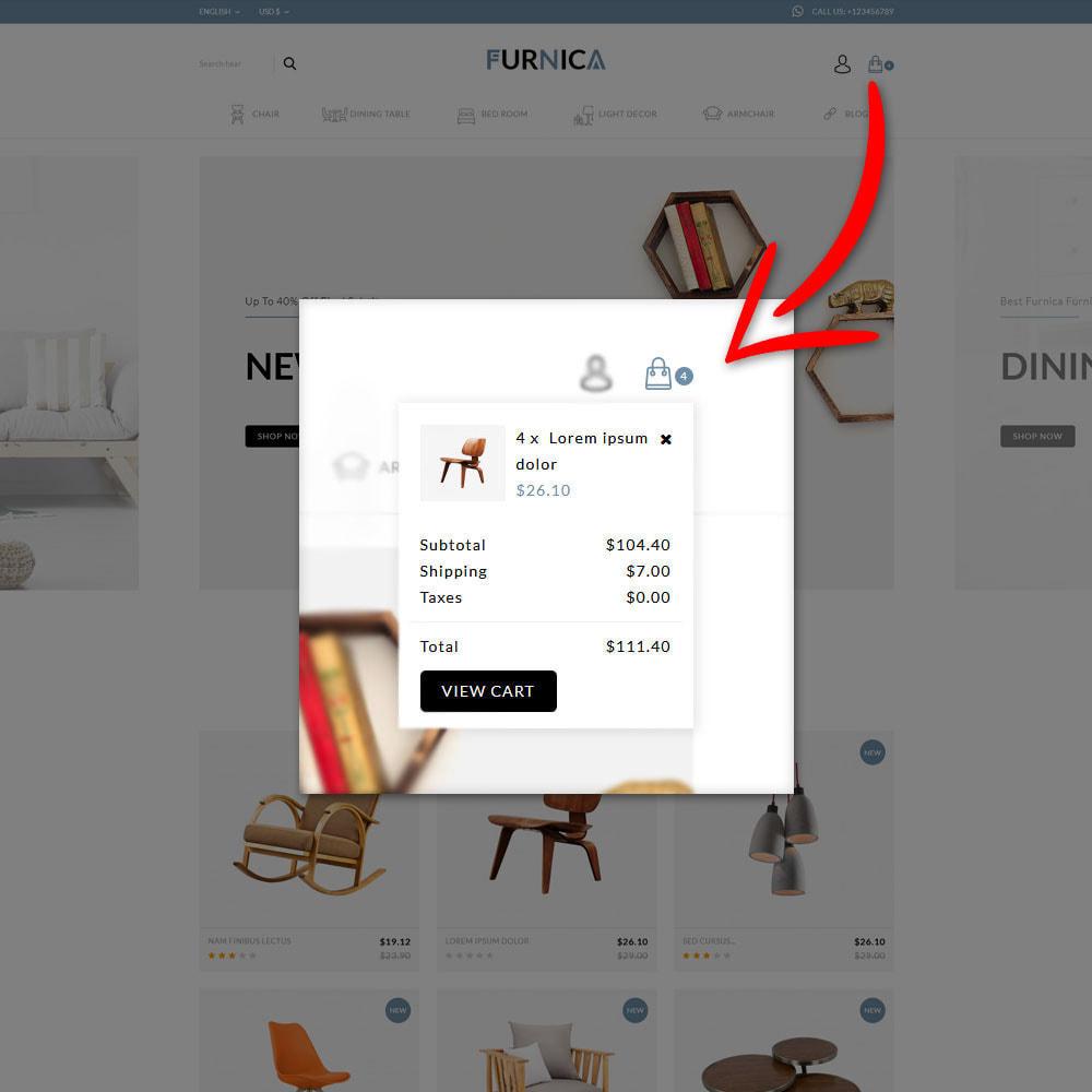 theme - Heim & Garten - Furnica - Furniture Shop - 8